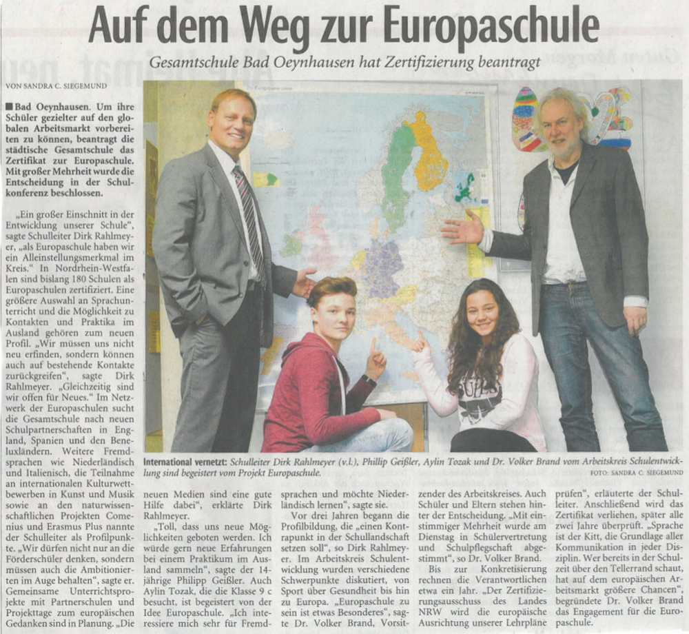 Europaschule NW 02 2014